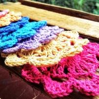 Acompanhamento em crochê, pra deixar essa coleção ainda mais fofa!